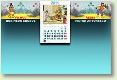Calendar 2011 Robinson