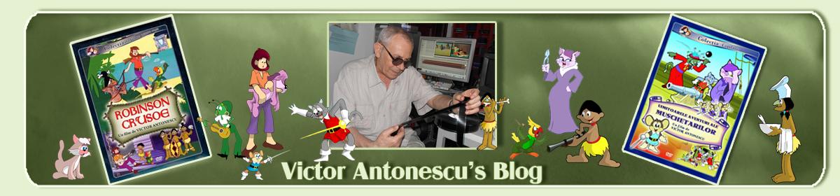 Blogul regizorului Victor Antonescu